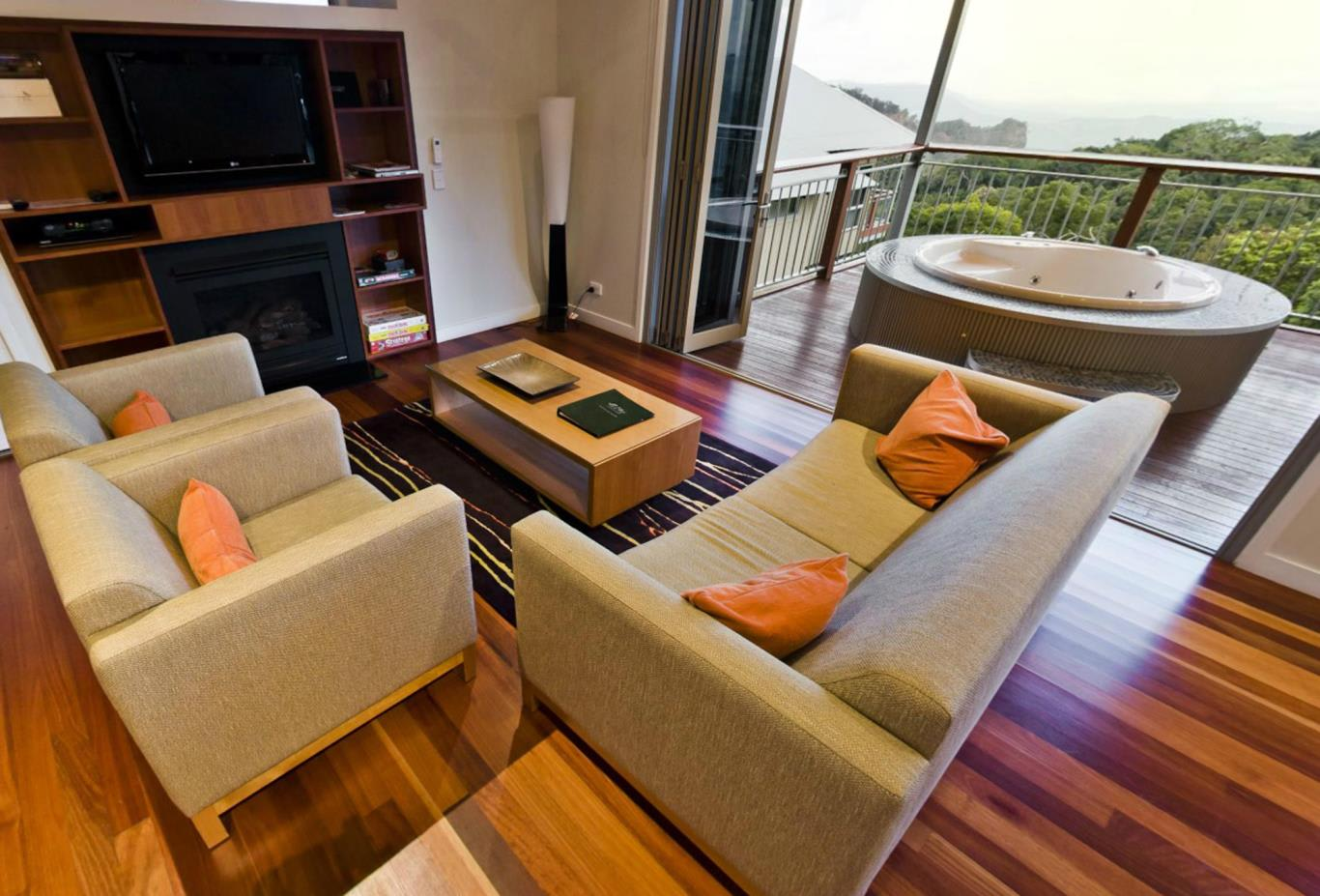 Villa-Lounge