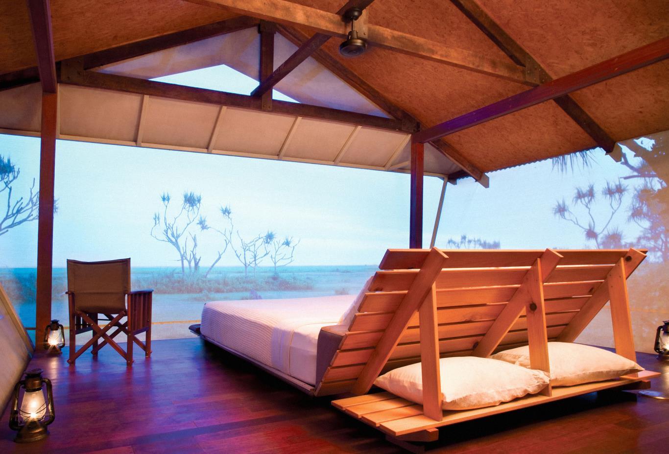 Safari Bungalow Room