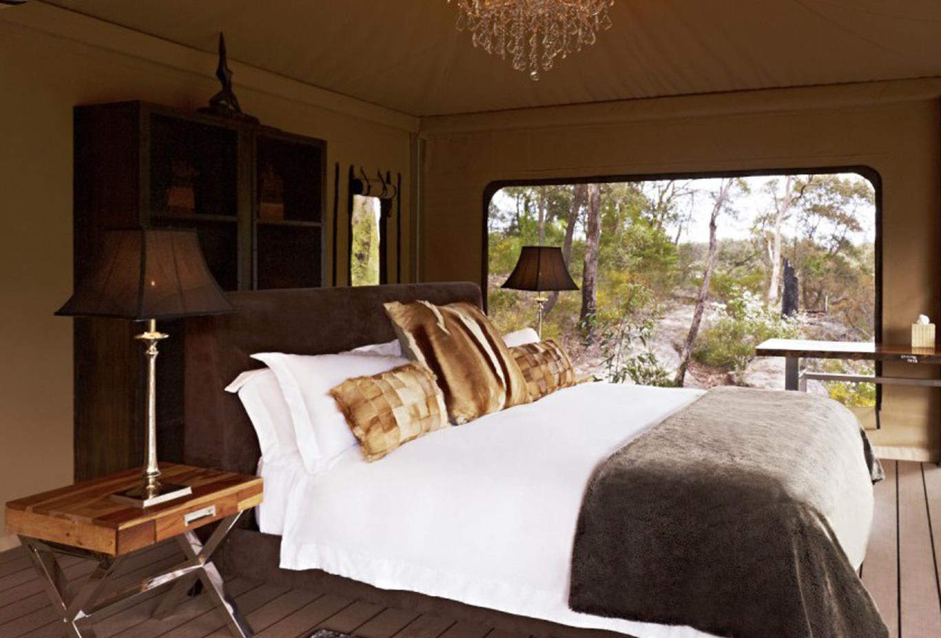Tent-Suite