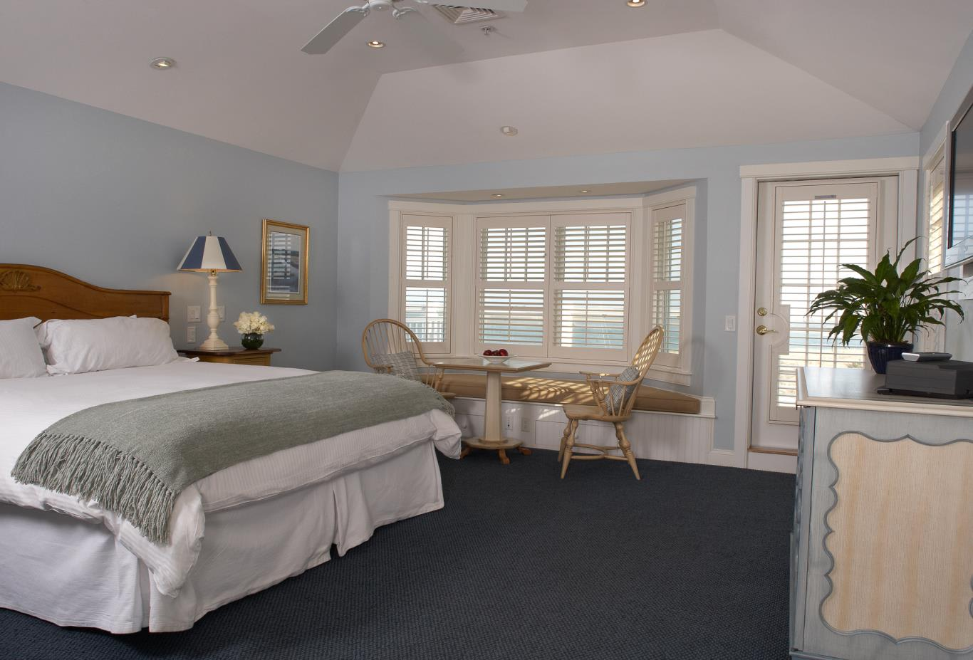 Ocean View Cottage Room