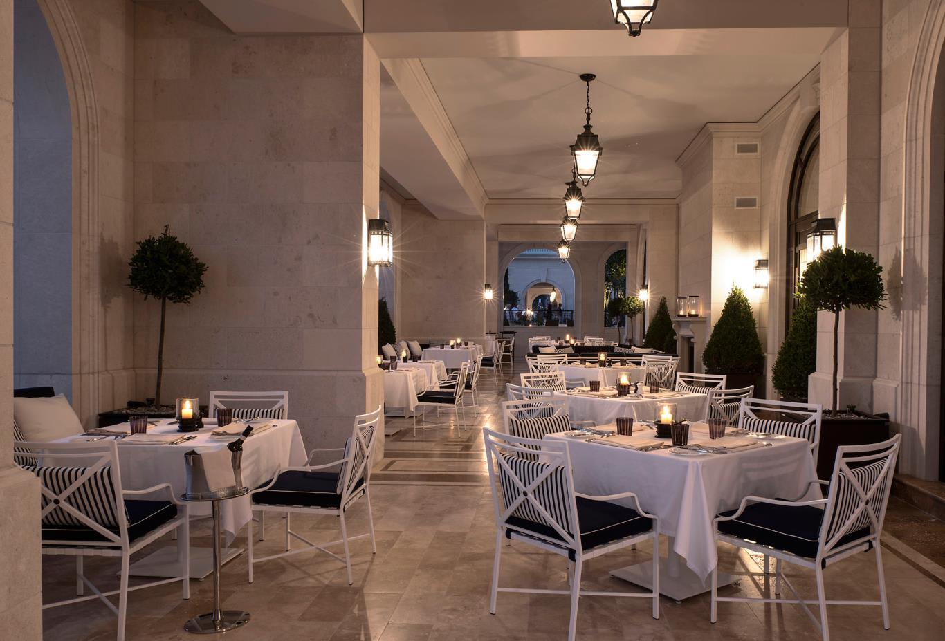 Murano Restaurant Garden