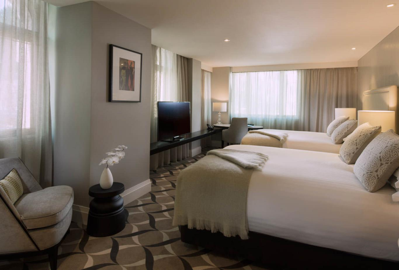 Executive Twin Queen Room