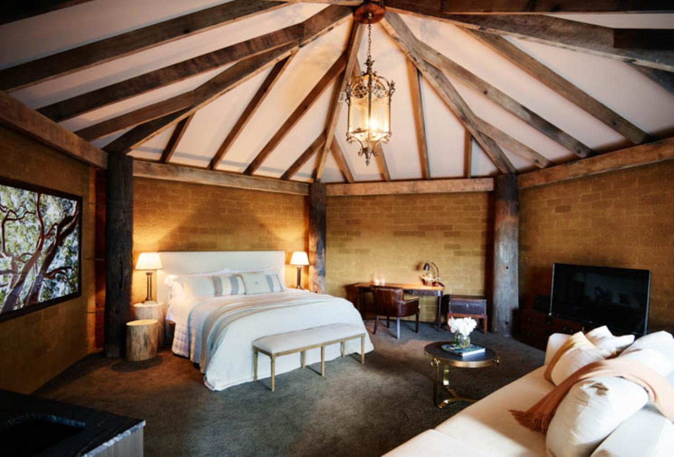 Treetops-Bedroom