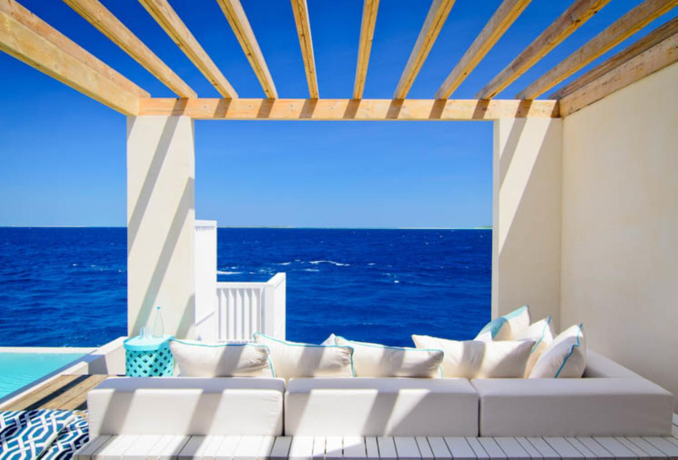 Ocean House Pool Exterior