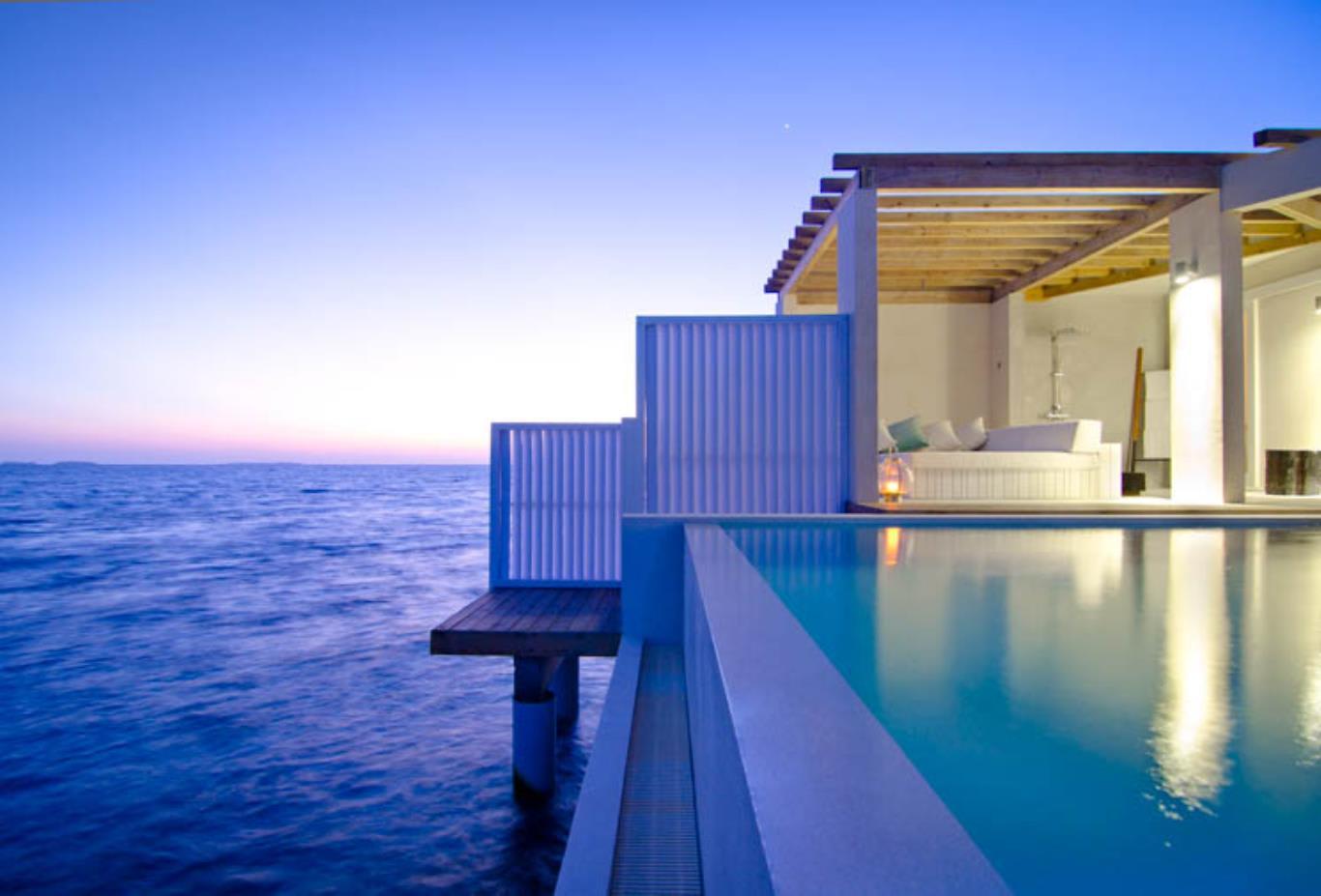 Ocean Lagoon House Pool