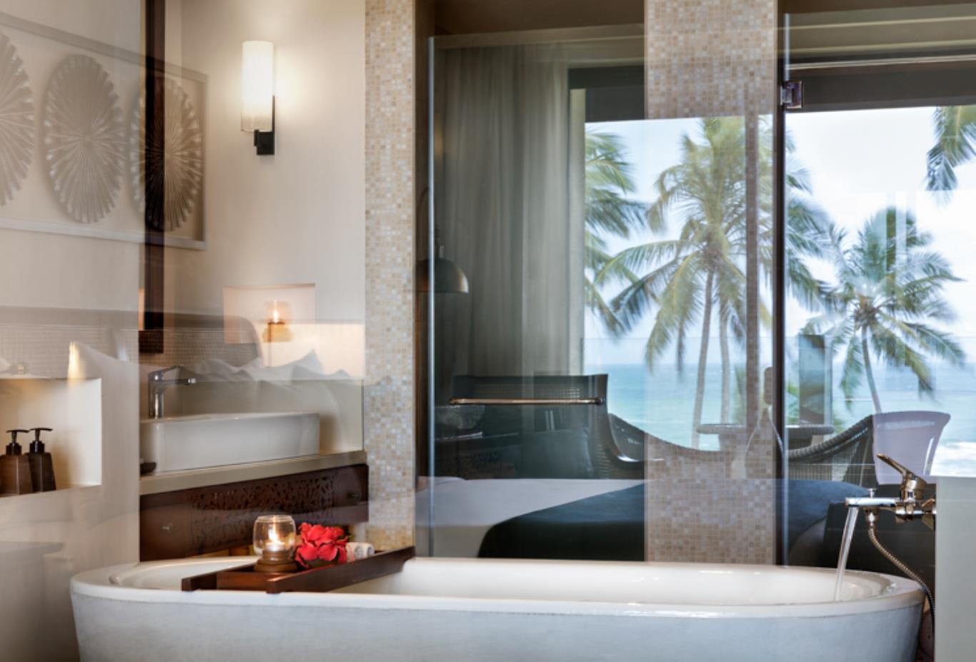 Premier Ocean View bathroom