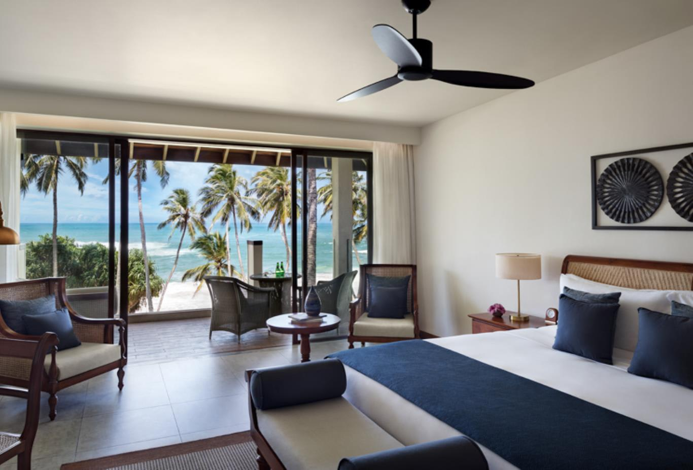 Premier Ocean View bedroom