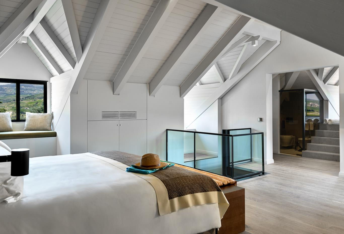 Quinta Suite Duplex Bedroom
