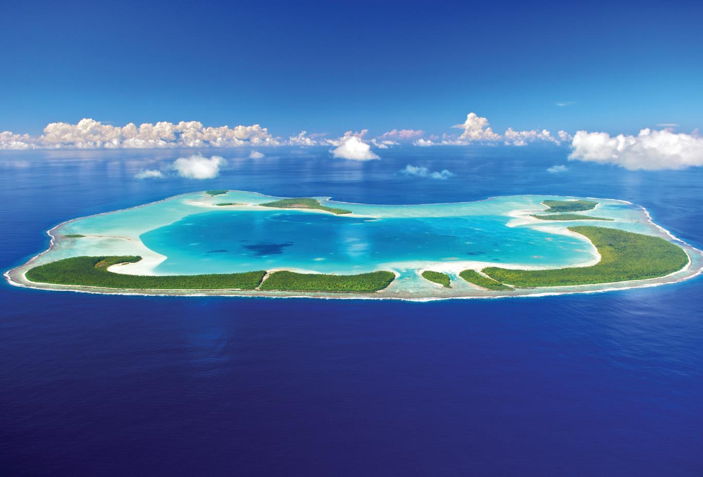 Tetiaroa, Home of the Brando