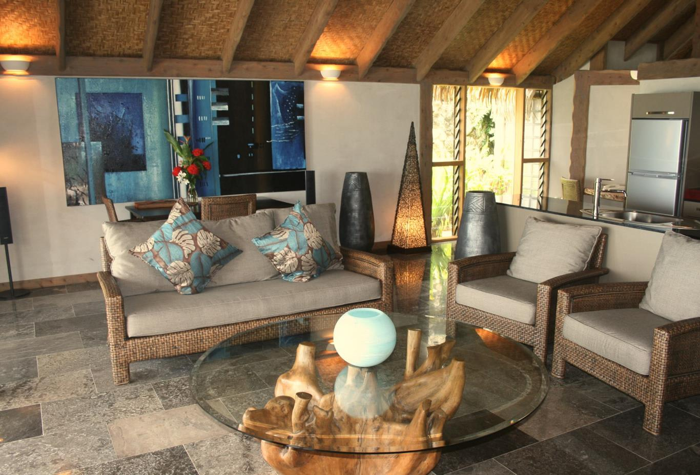 1 Bedroom Villa Lounge Area