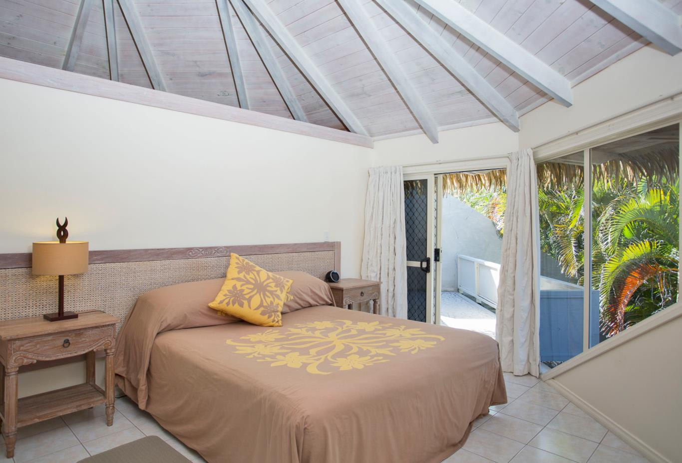 Standard Pool Villa Bedroom