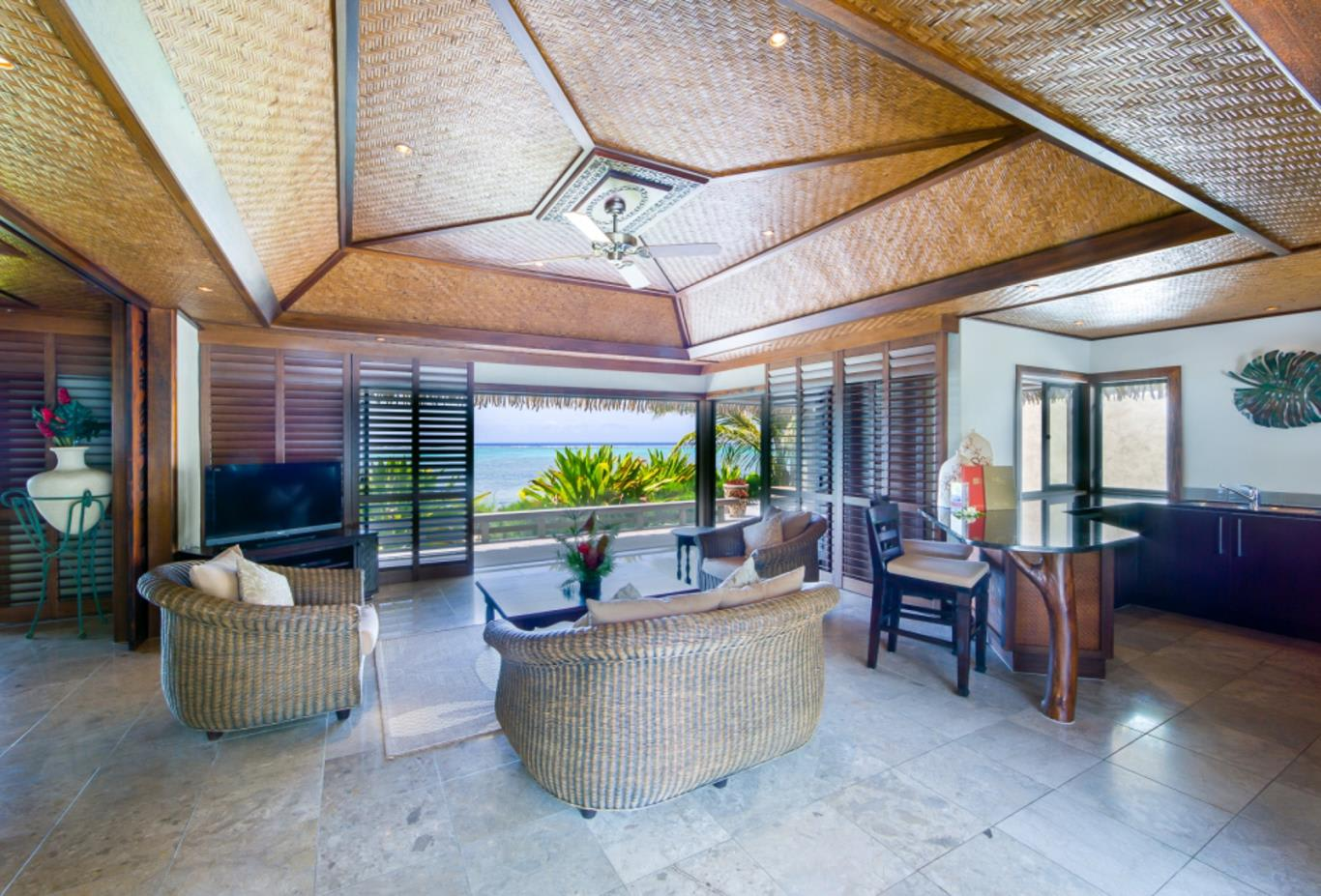 Ultimate Beachfront Villa