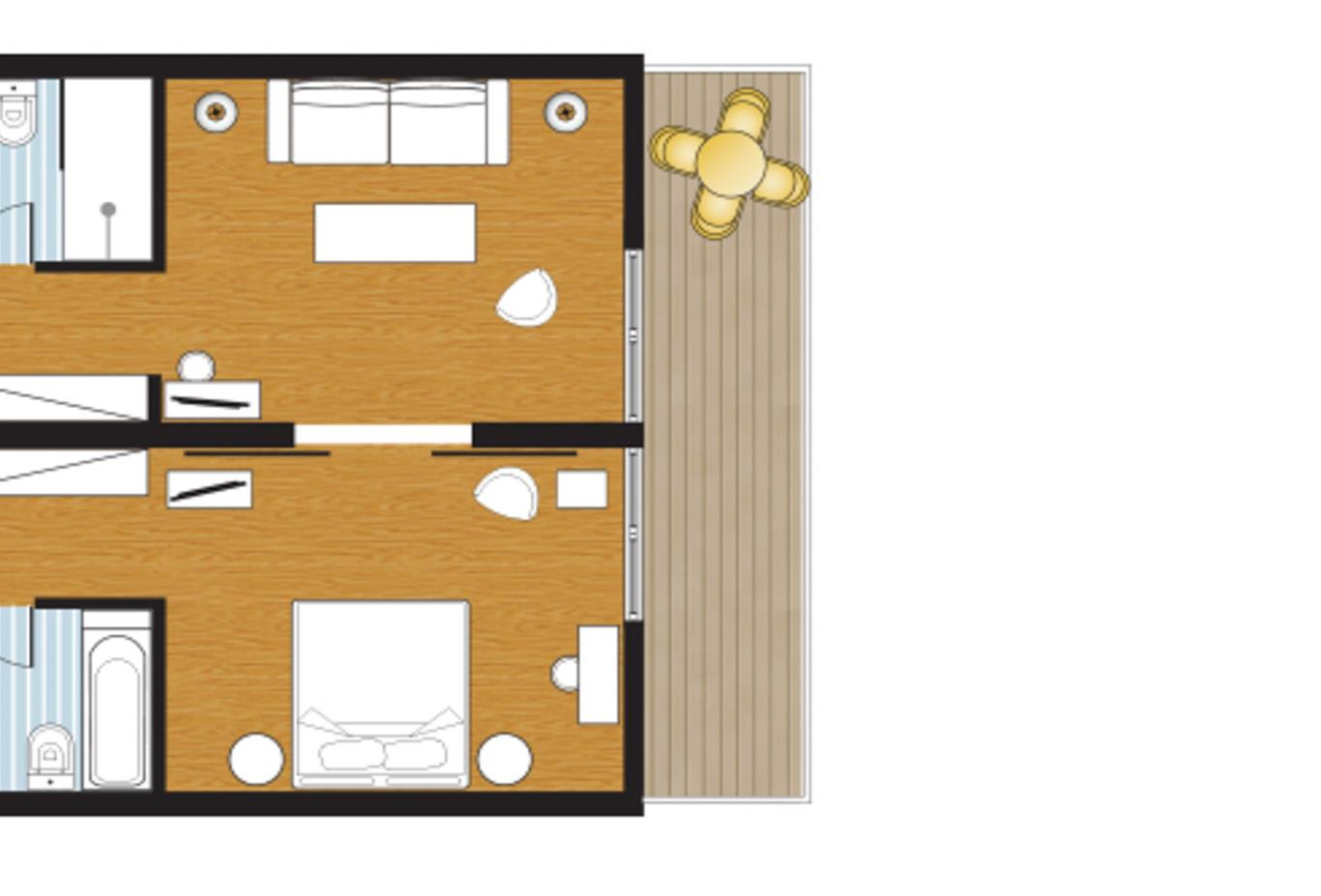 Floorplan Imperial-family-suite-floorplan