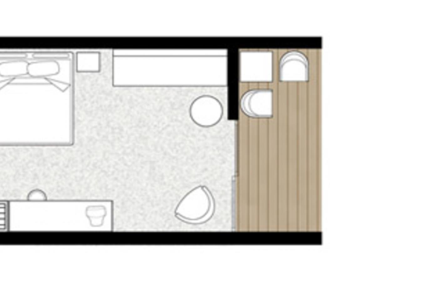 Floorplan Superior-bungalow