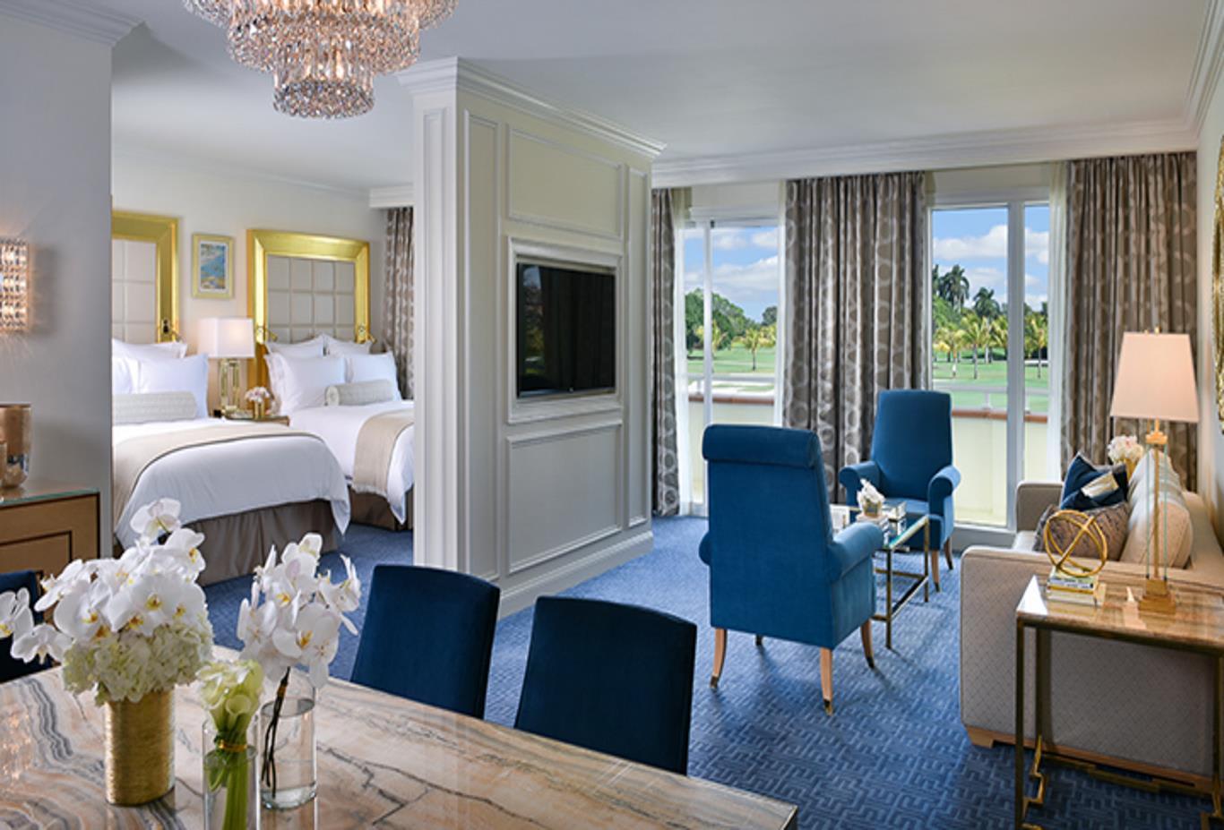 Spa Premier One Bedroom Suite