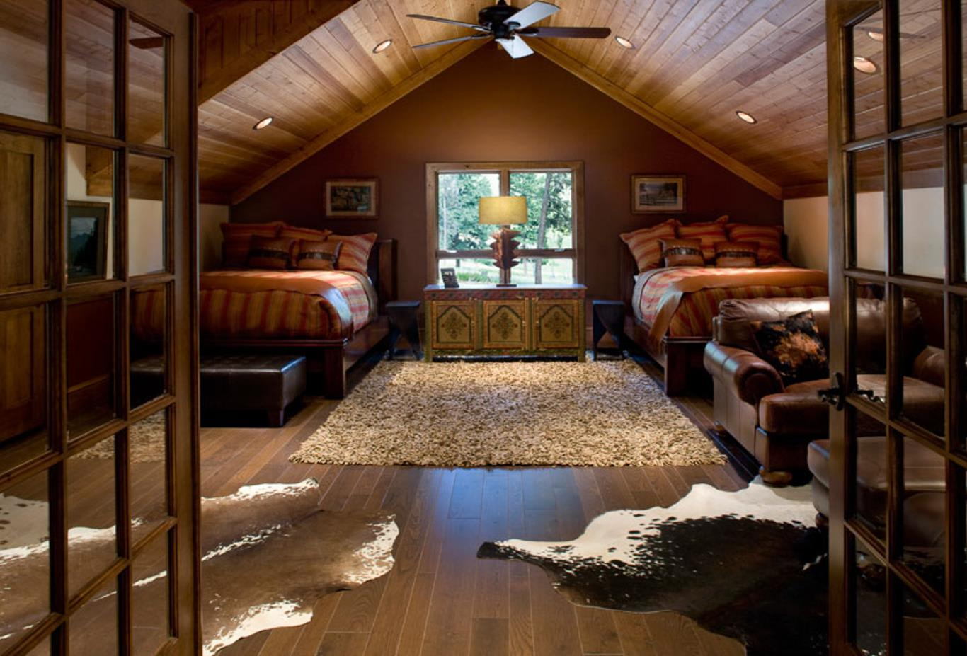 The Wilderness Estates - Upstairs Master Suite