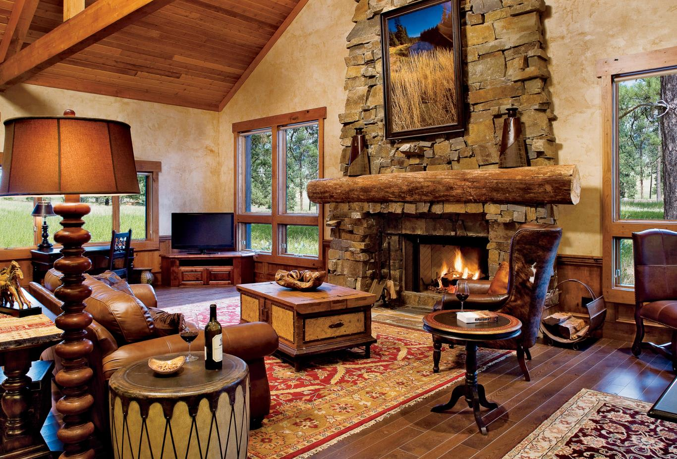 Wilderness Living Area