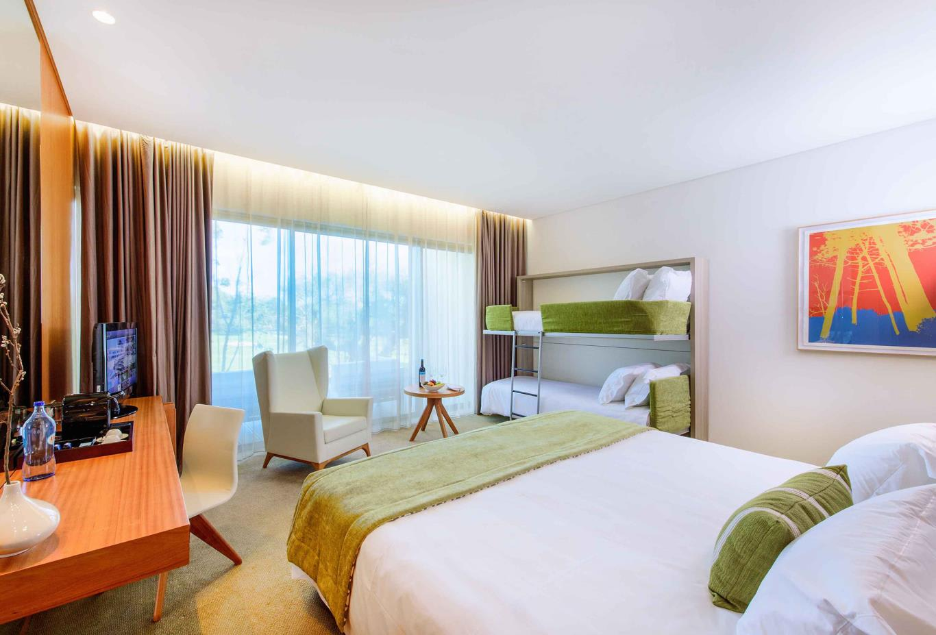 Deluxe Superior Room with Bunkbed