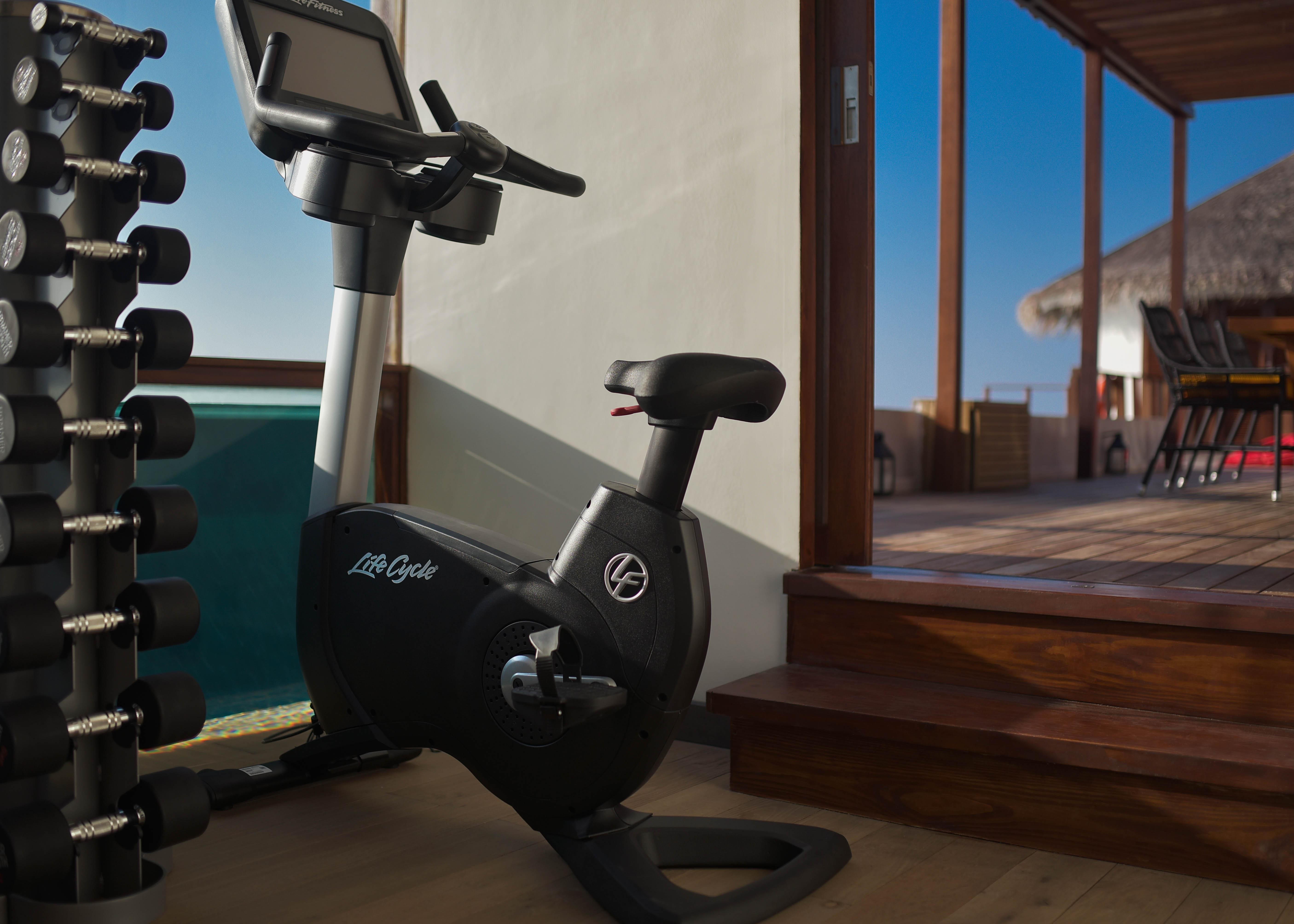 Ozen Water Suite gym