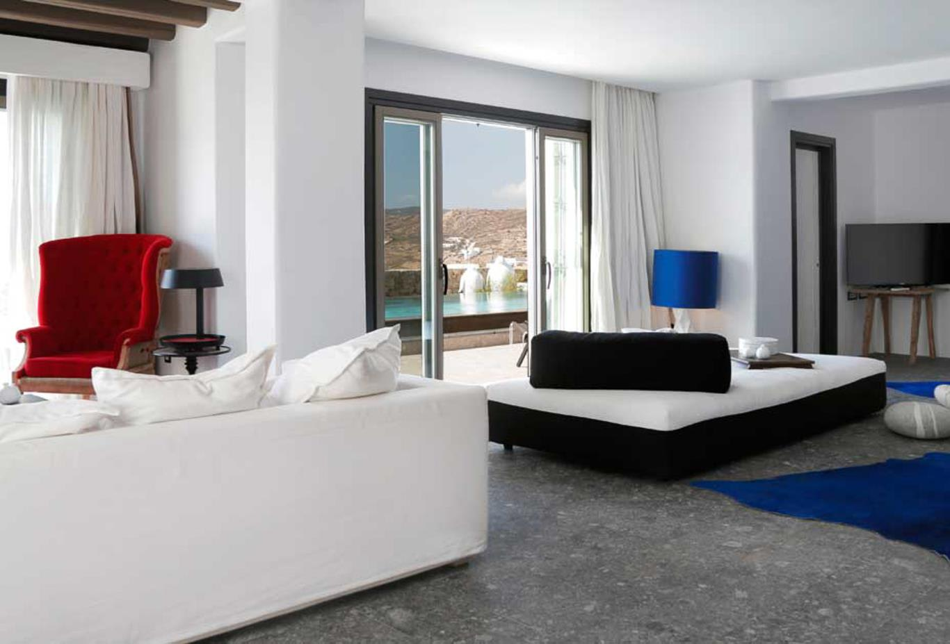Apocalypsis in-house Villa with private pool – 4 bedrooms