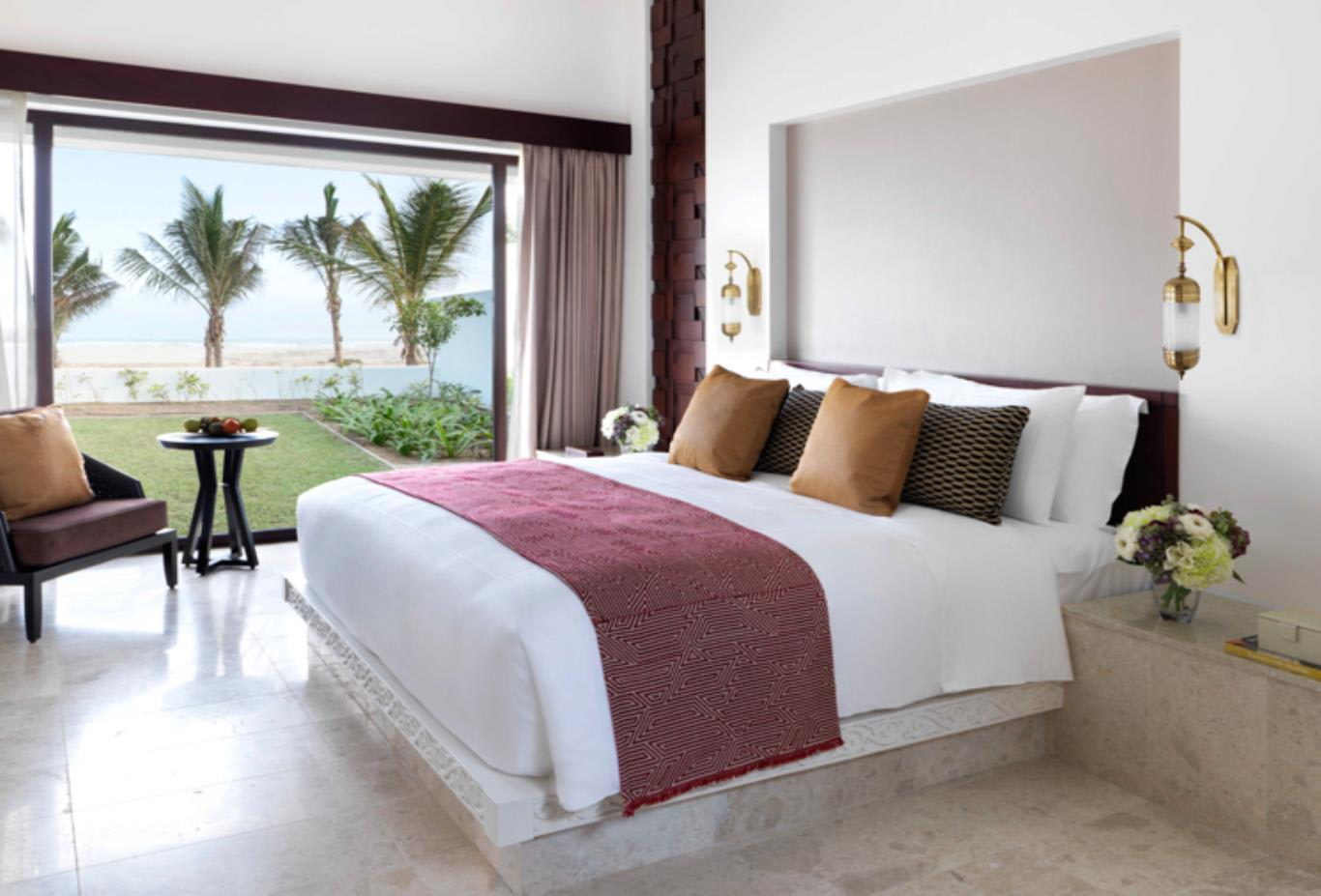 One Bed Beach View Villa