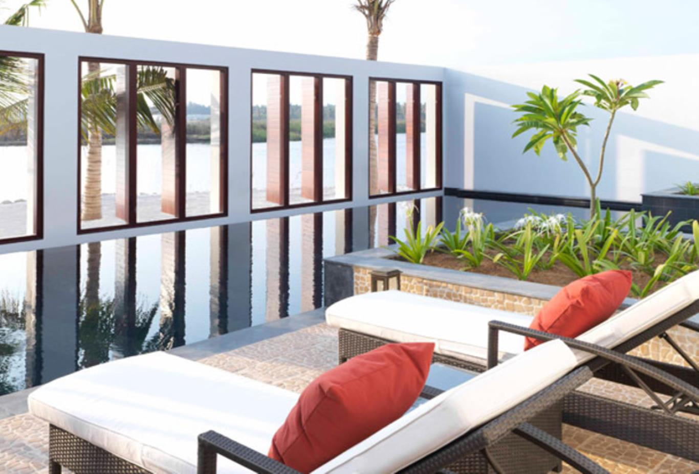 Three Bedroom Royal Beach Villa