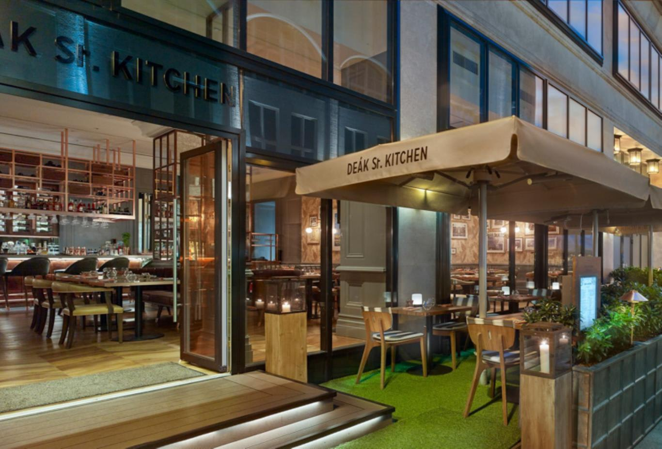 Deak Street Kitchen