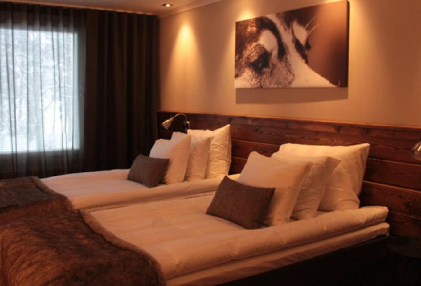 "Double or Twin Room ""Beana"" twin beds"