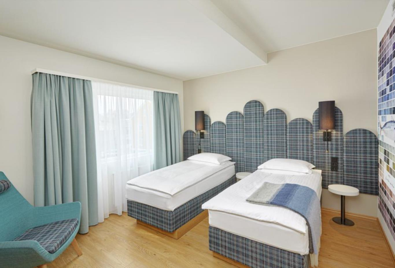 Deluxe Double or Twin Room twin rooms
