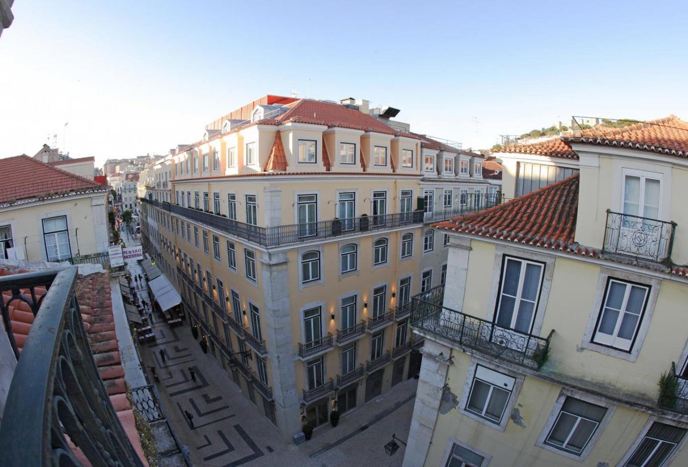 Exterior-high-view