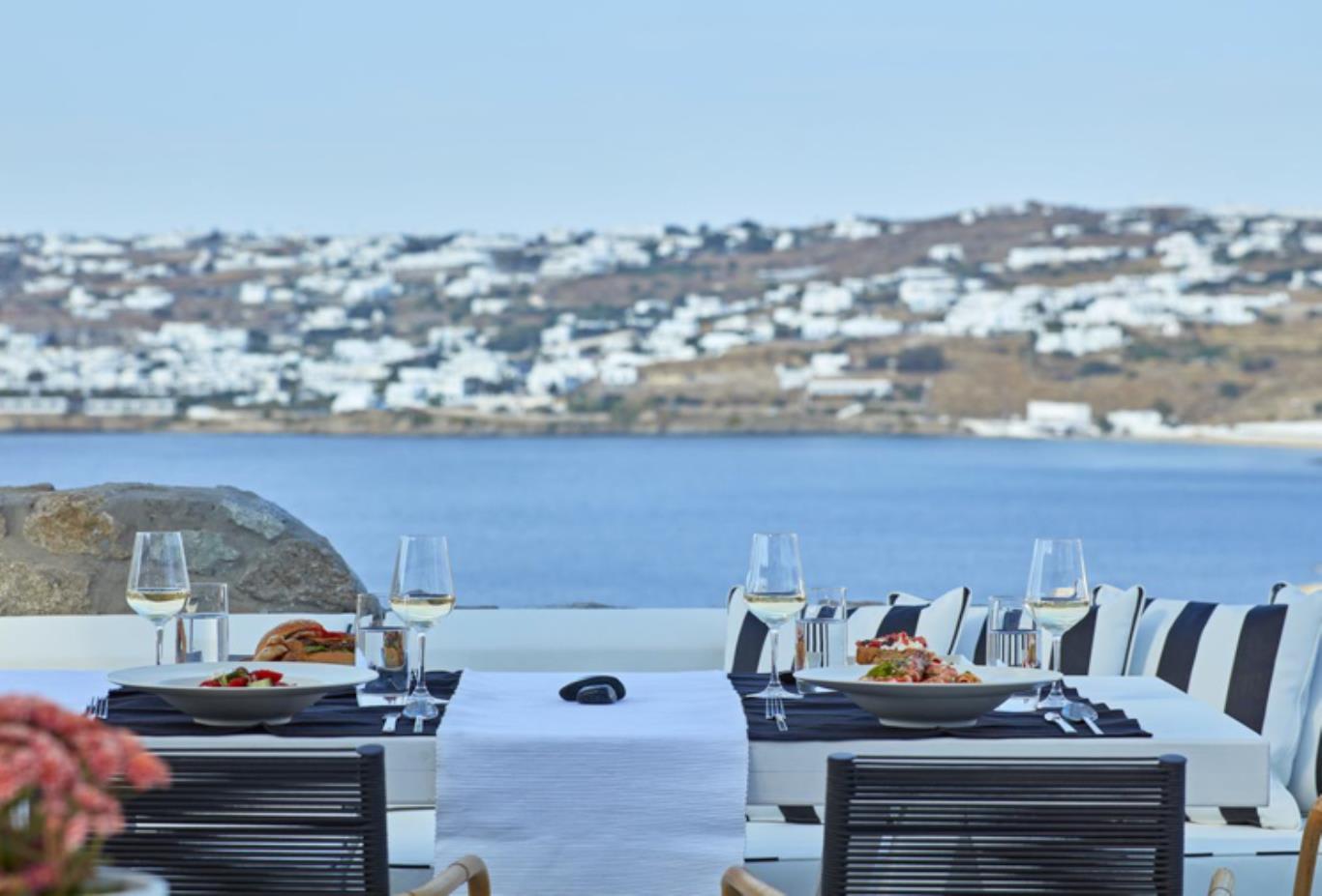 Mykonos 5 Restaurant