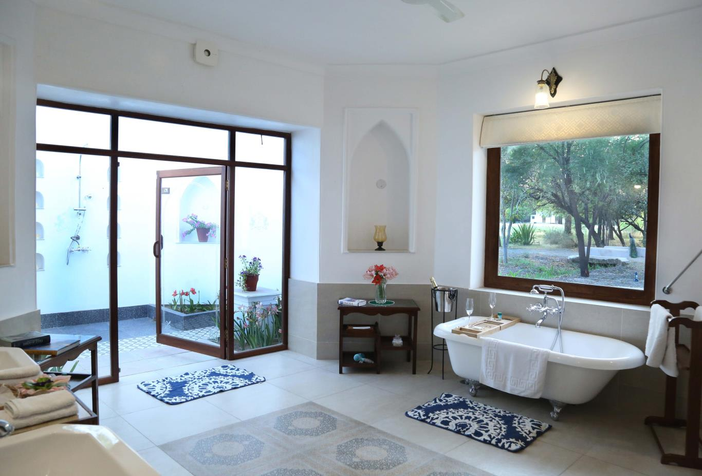 Villa Suite bathroom
