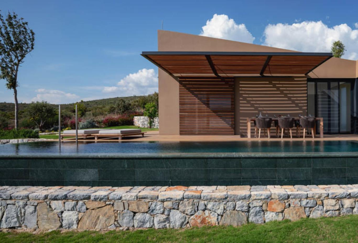 Three Bedroom Residence with Pool exterior