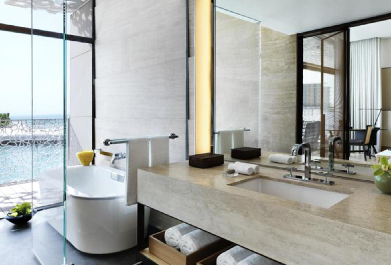 Bulgari bathroom