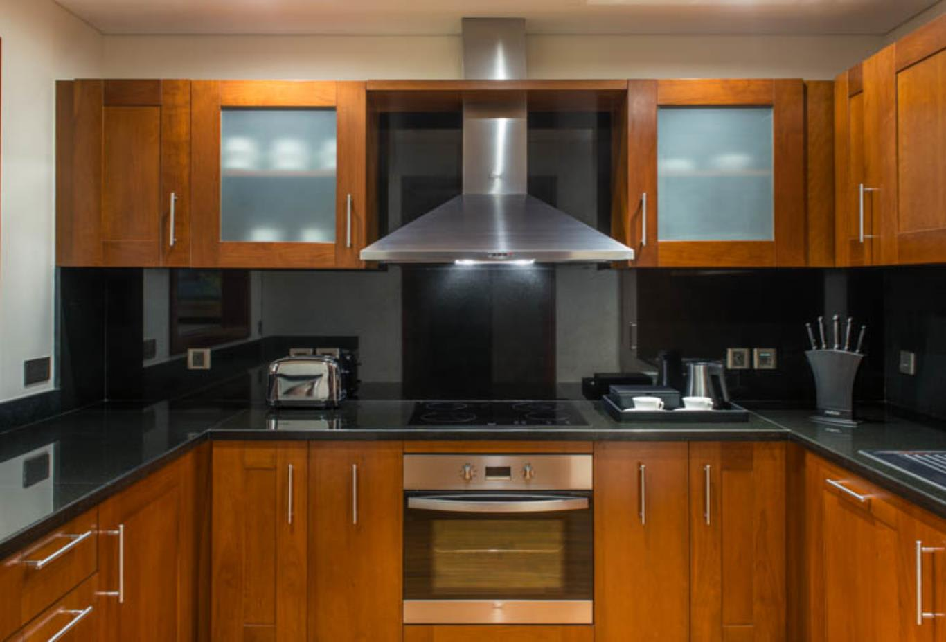 2 Bedroom Residence Apartment Kitchen