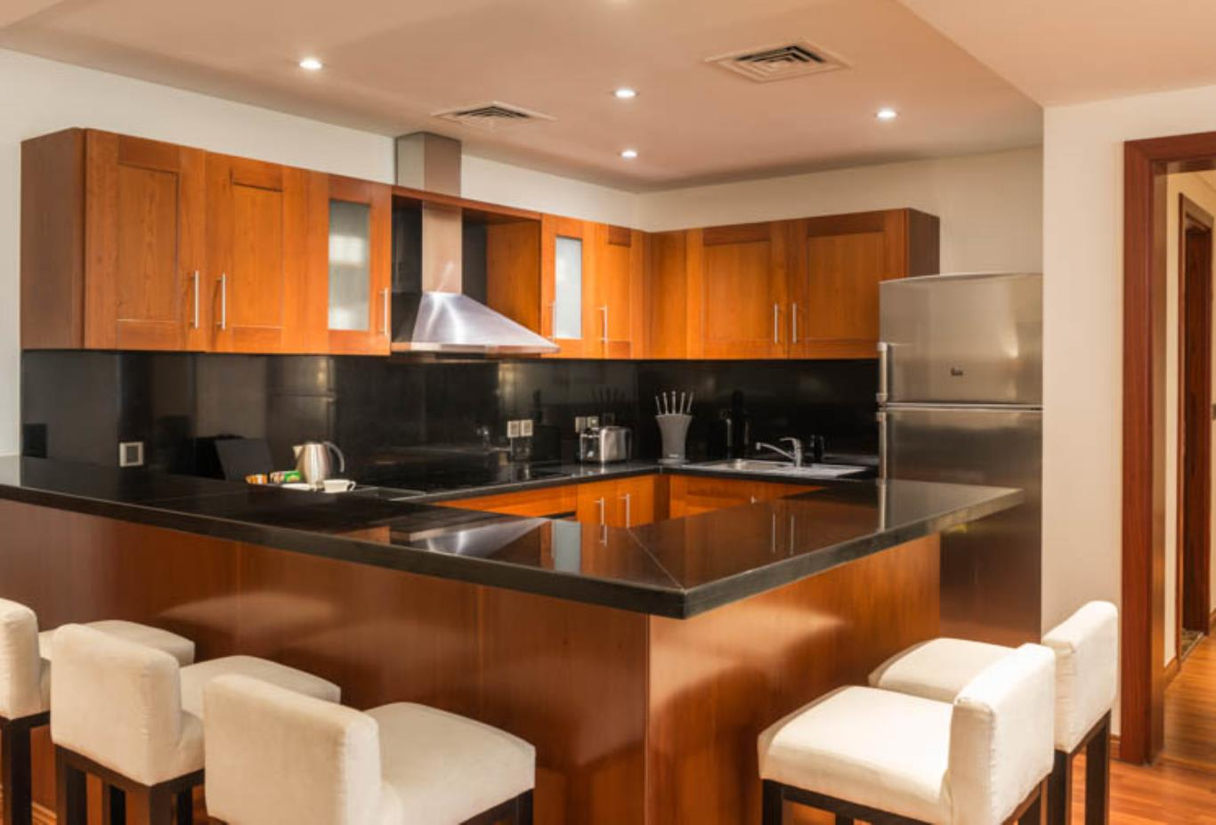 3 Bedroom Residence Apartment Kitchen
