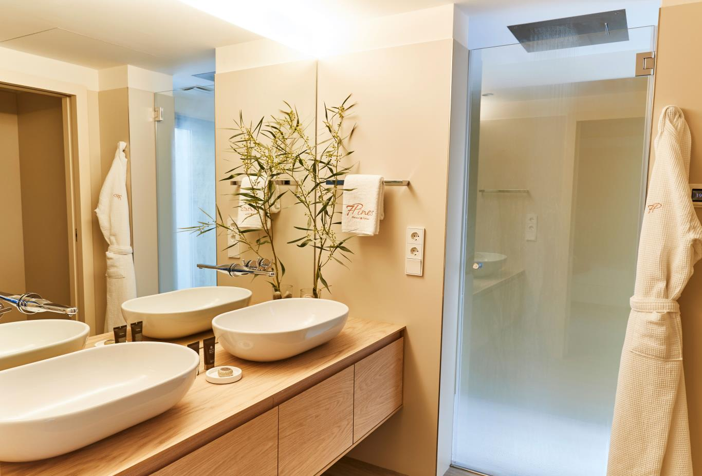 Bathroom   Ibizan Village One Bedroom - Resort Suite
