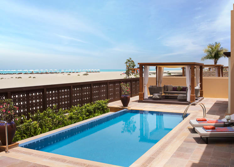 2 Bedroom Beachfront Villa Private Pool