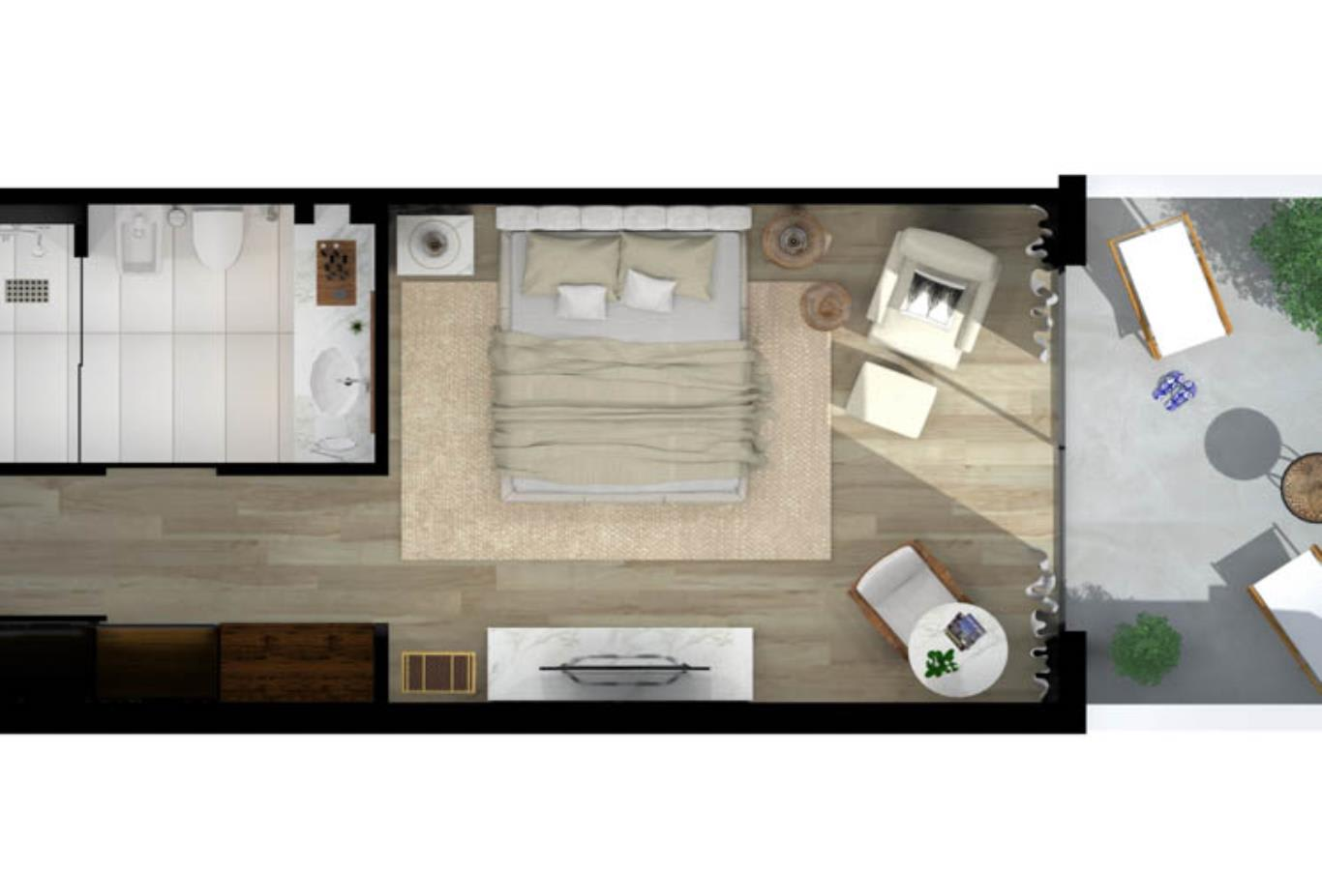 Emerald Retreat Floorplan