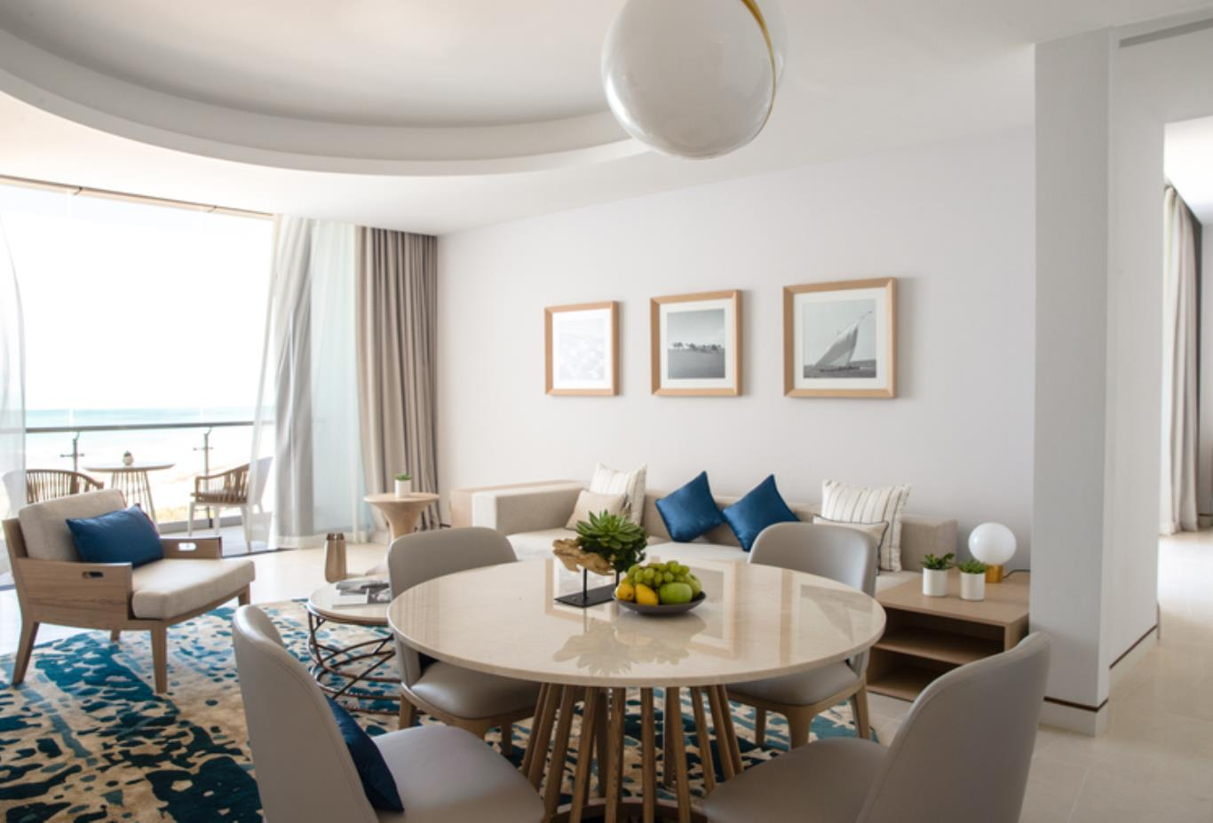 Ocean and Family Suite