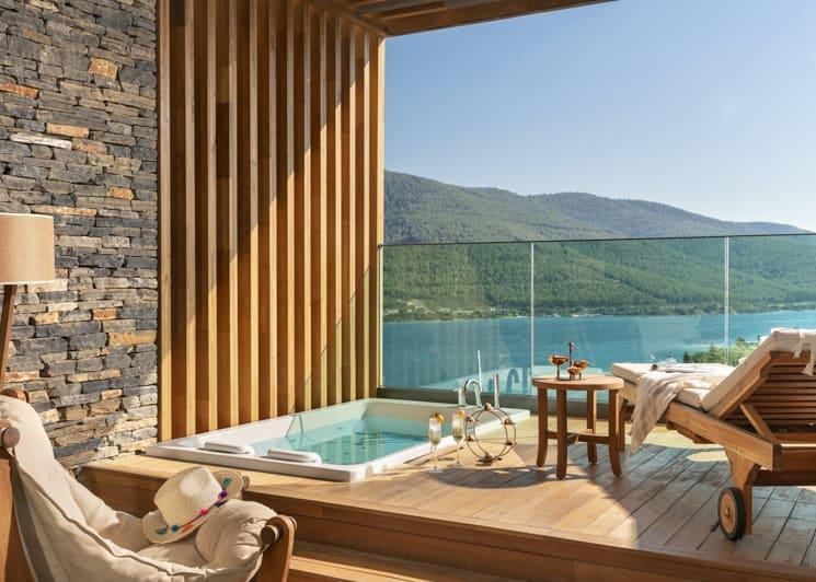 Terrace room terrace