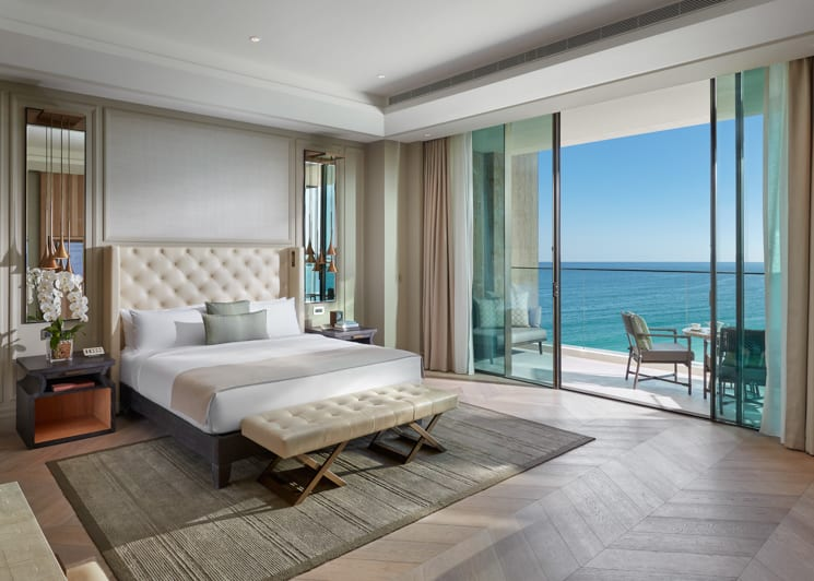 MODUB Premier Sea View Suite