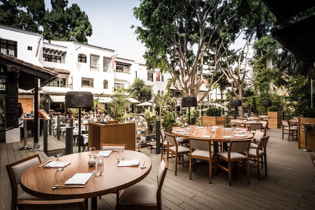 Nobu terrace