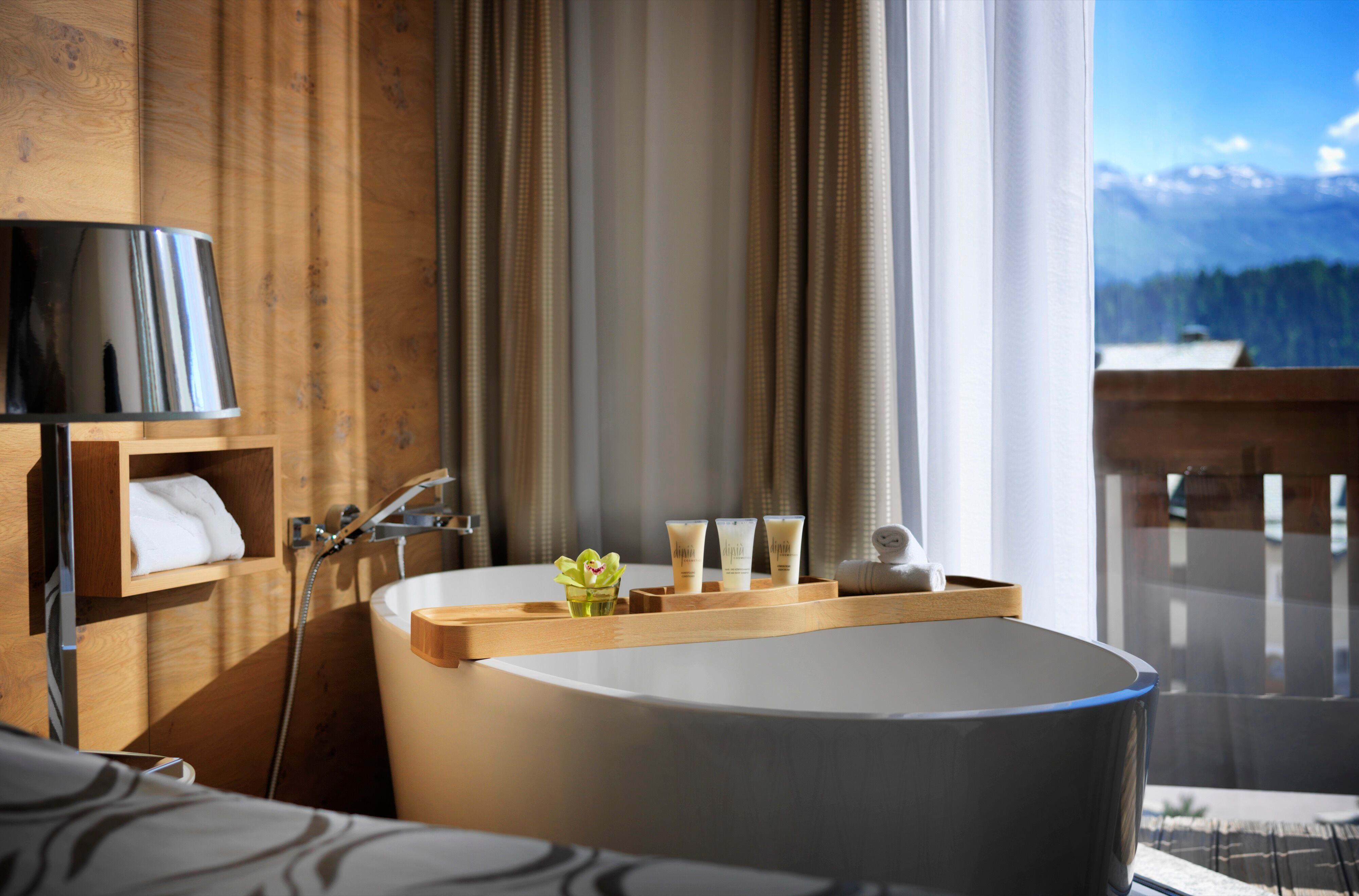 Large room bath
