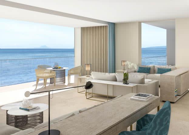 Deluxe 2 Bdroom suite