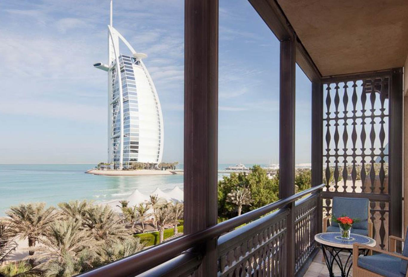 1 Bedroom Arabian Gulf Suite view