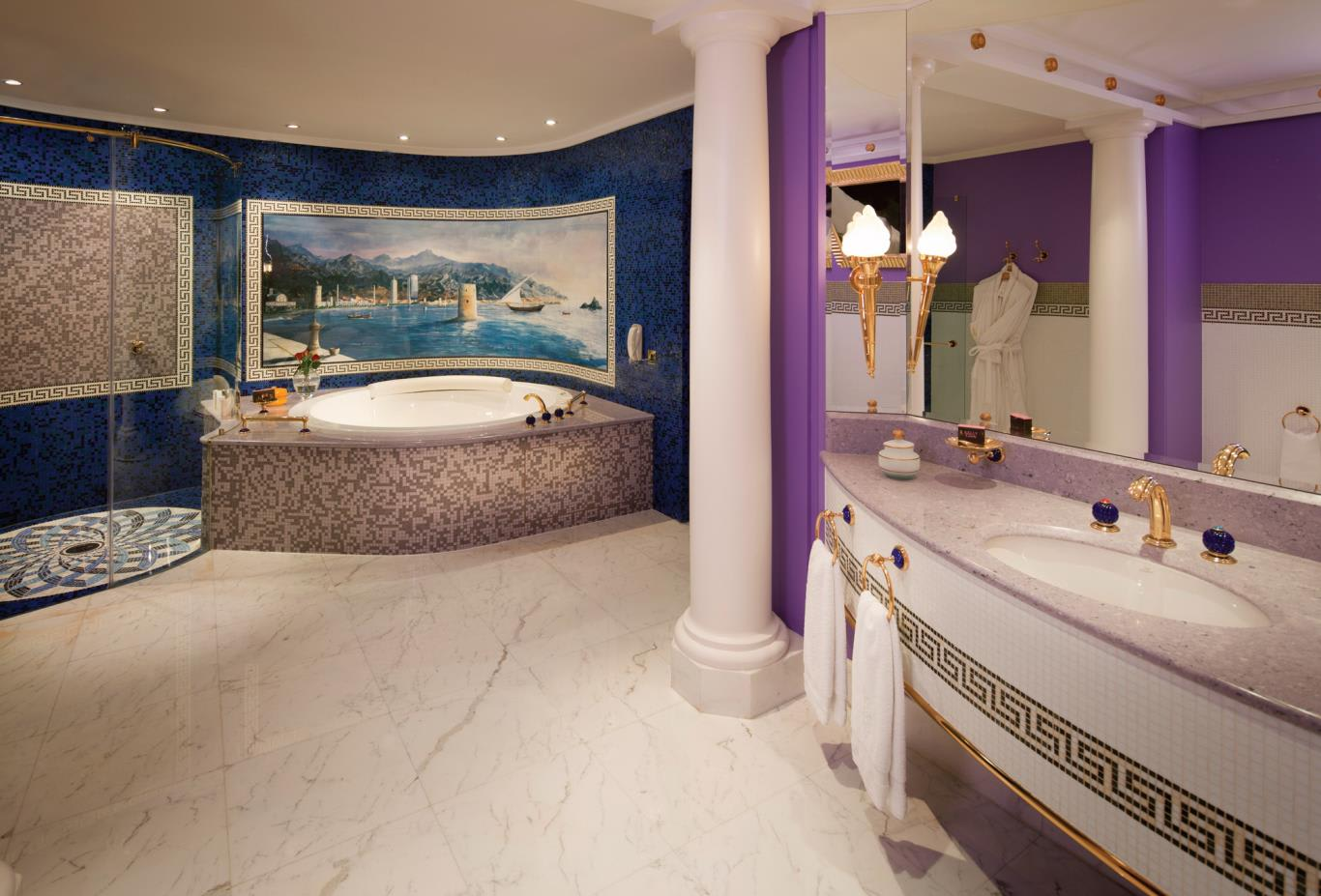 Diplomatic-Suite-Luxury-Bathroom-Upper-Level