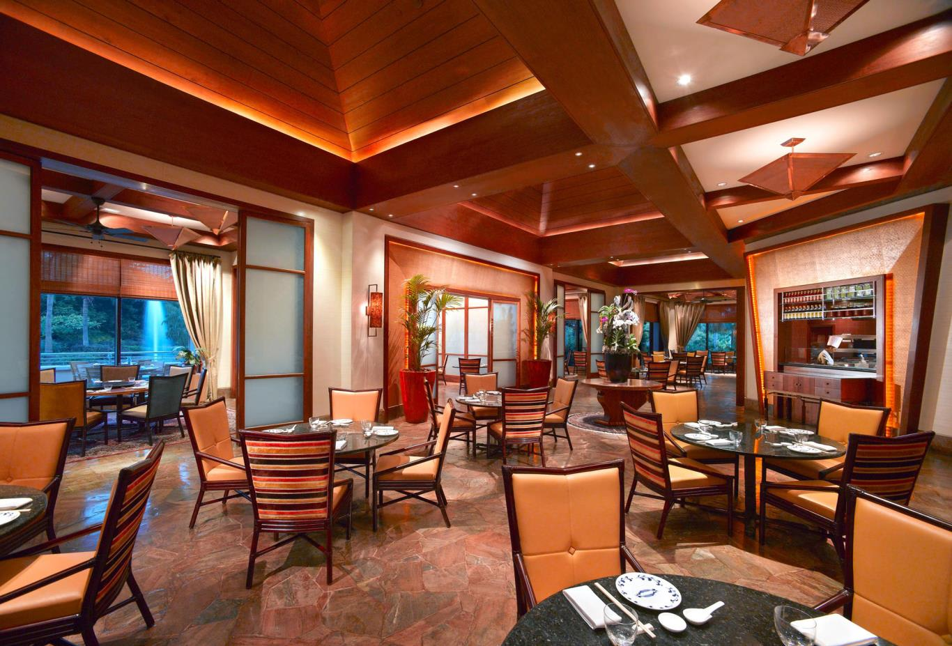 Peppercrab Main Dining Area