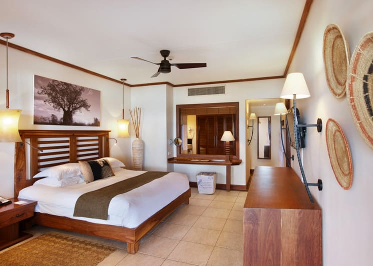 Heritage Suite bedroom