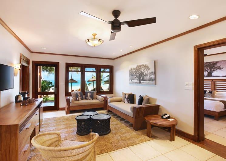 Heritage Suite living